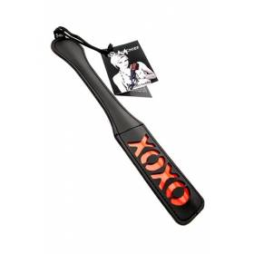 Xoxo Paddle Black/Red