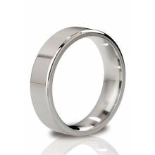 The Duke - Angular Cock Ring 55 mm Polished