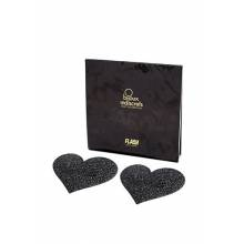 Bijoux Flash Heart Black