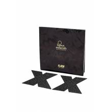 Bijoux Flash Cross Black