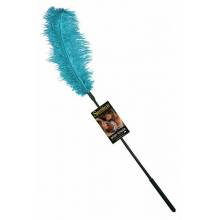 Ostrich Tickler - Teal