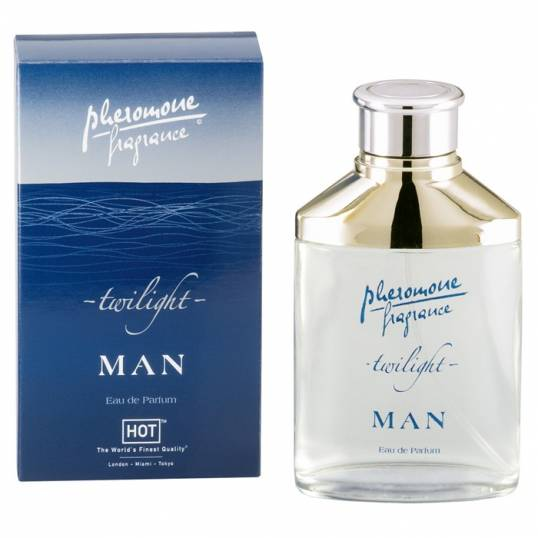 Man Twilight Frangance con feromonas 50 ml