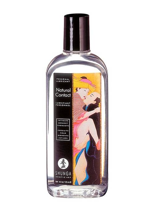 SHUNGA Contact Lubricante Natural 125ml