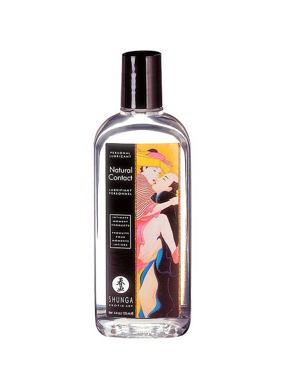 SHUNGA Contact Lubricante Natural
