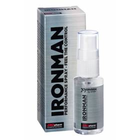 Ironman spray retardante masculino