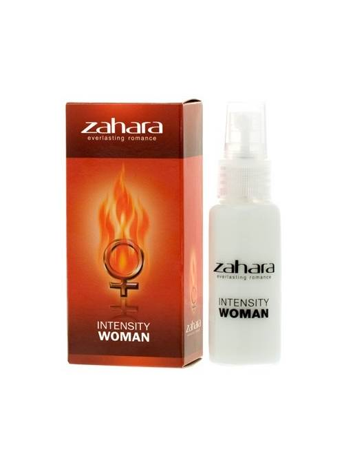 ZAHARA Intensity woman estimulante femenino