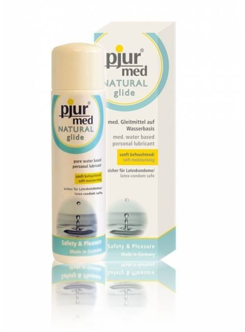 Pjur med lubricante natural 100 ml